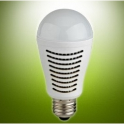 6W LED Bulb with Cool Touch Body, 450-480Lm, equal to 50W Regular Bulb