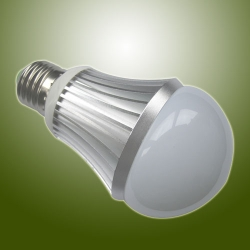 6W High Power LED Bulb