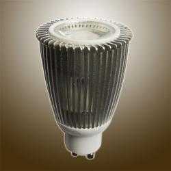 8W COB LED Spot Light with Lens