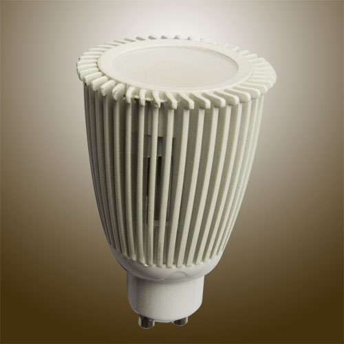 10W COB LED Spot Light with Lens