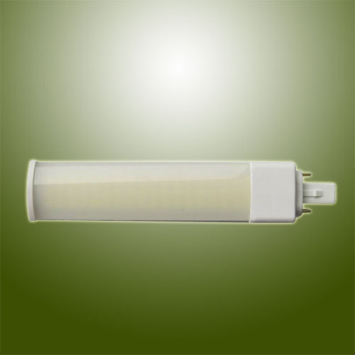 11W high Power SMD LED PL Lamp with Horizontal Plug Base Rotatable Body