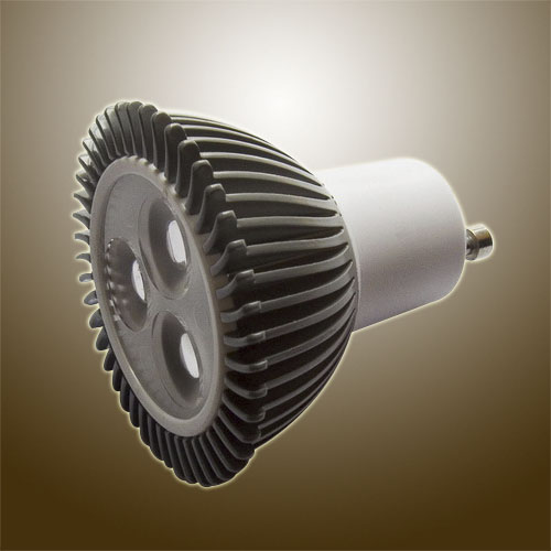 3X1.5W high Power LED Spot Light Nano Tech Coating
