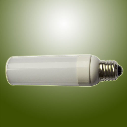 8W high Power SMD LED PL Lamp with Horizontal Plug Base Rotatable Body