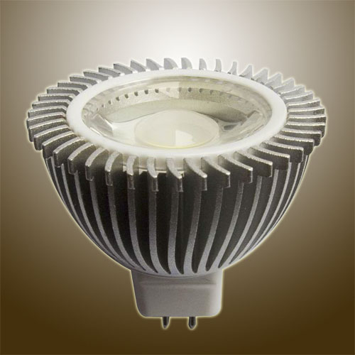 6W COB LED Spot Light with Lens Nano Tech Coating