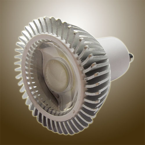 4.5W COB LED Spot Light with Lens