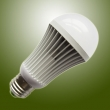 10W High Power LED Bulb with Aluminum Case