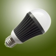 8W High Power LED Bulb with Aluminum Case