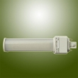 13W high Power SMD LED PL Lamp with Horizontal Plug Base Rotatable Body